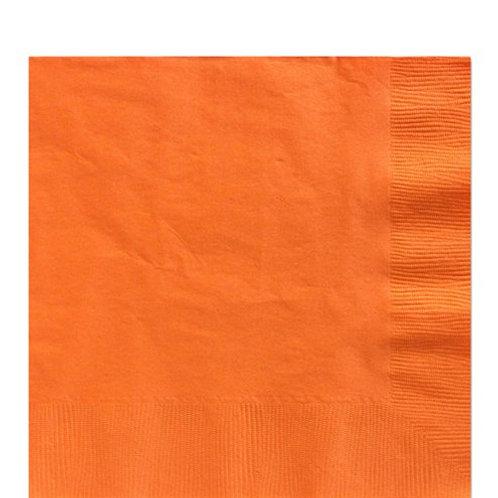 Napkins Pumpkin Orange