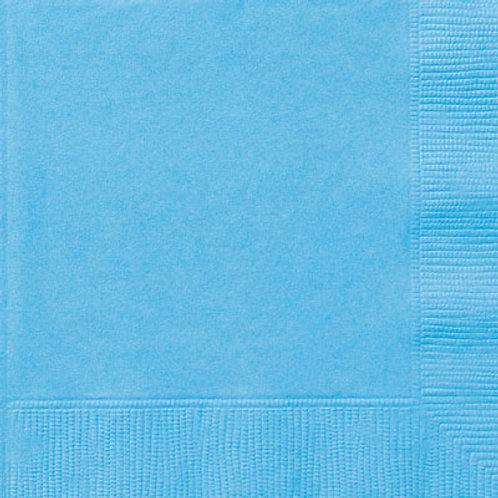 Napkins Powder Blue