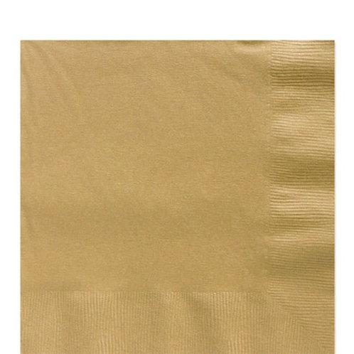 Napkins Gold