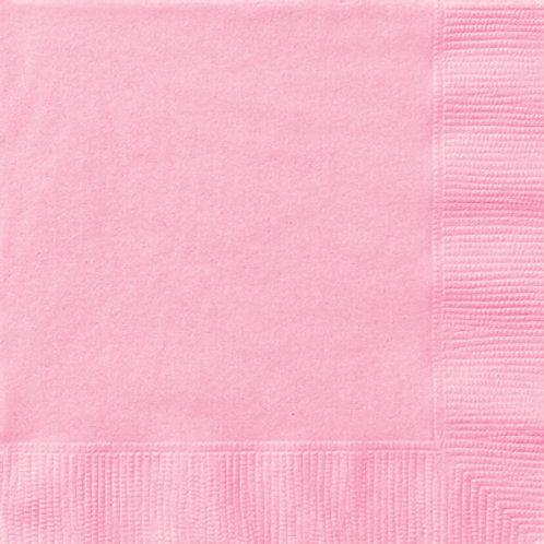 Napkins Lovely Pink