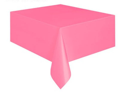 Tablecover Hot Pink