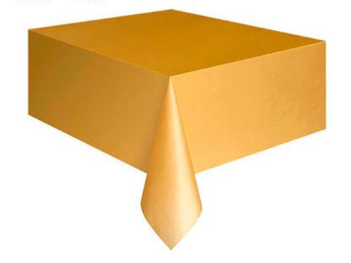 Tablecover Gold