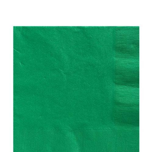 Napkins Emerald Green