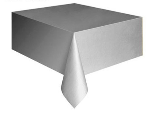 Tablecover Silver