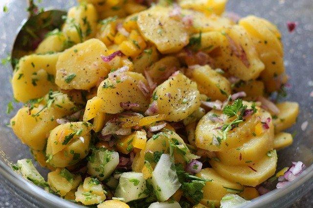 Süddeutscher Kartoffenslat