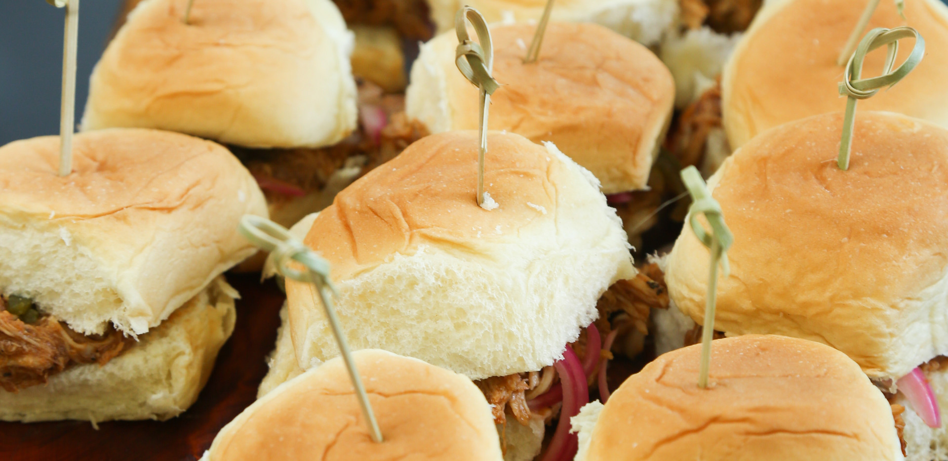 Cornerstone and Co BBQ Sliders