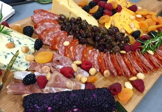 Cornerstone and Co Artisan Cheese Board