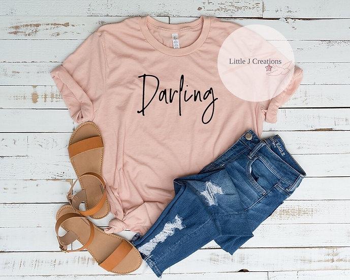 Darling Tee