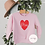 Thumbnail: Babies Personalised Heart Sweater