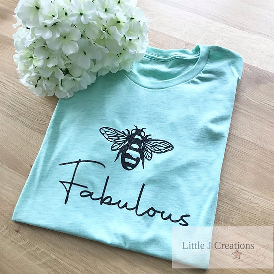 Bee Fabulous Tee