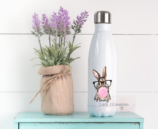 Bubblegum Bunny Double Walled Bottle