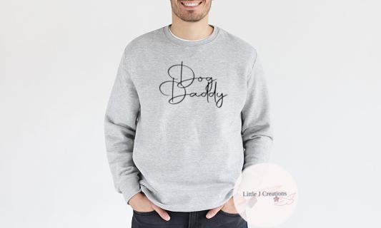 Dog Daddy Sweater