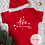 Thumbnail: Personalised My First Christmas Baby Vest