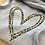 Thumbnail: Sketched Heart Cross Neck Hoodie