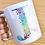 Thumbnail: Rainbow Initial Mug