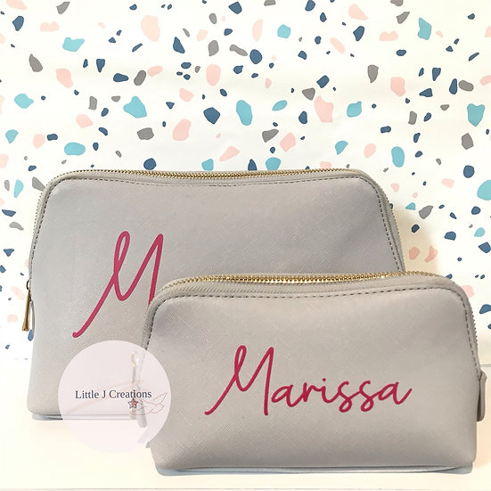 Personalised Name Accessory Bag