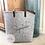 Thumbnail: Shopaholic Felt Tote Bag