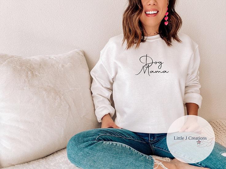 Dog Mama Sweater