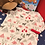 Thumbnail: Personalised First Christmas Sleepsuit