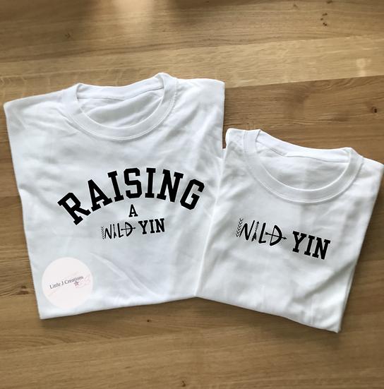 Raising A Wild Yin Twinning Set