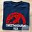 Thumbnail: Men's Christmasaurus Rex T-Shirt
