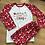 Thumbnail: Santa Sleigh Pyjamas