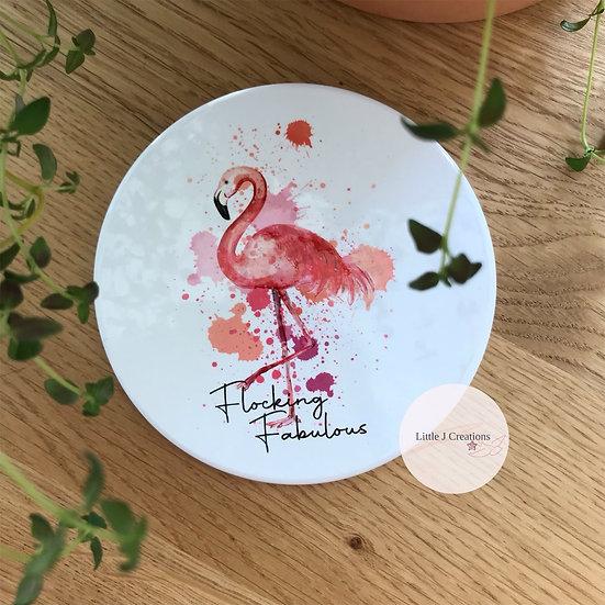 Flocking Fabulous Coaster