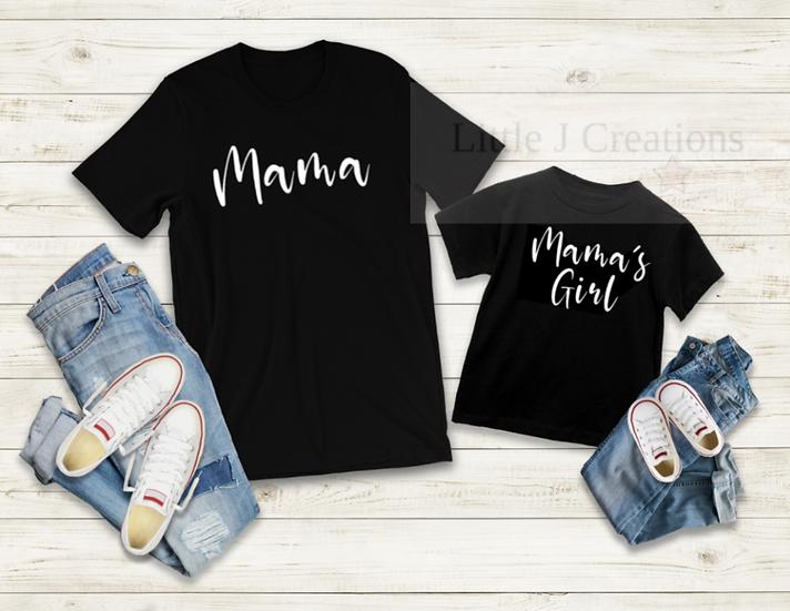 Mama's Girl Twinning Set