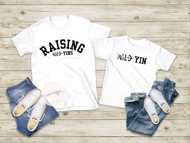 Raising Wild Yins Twinning Set