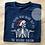 Thumbnail: Dead Inside Holiday Season T-Shirt