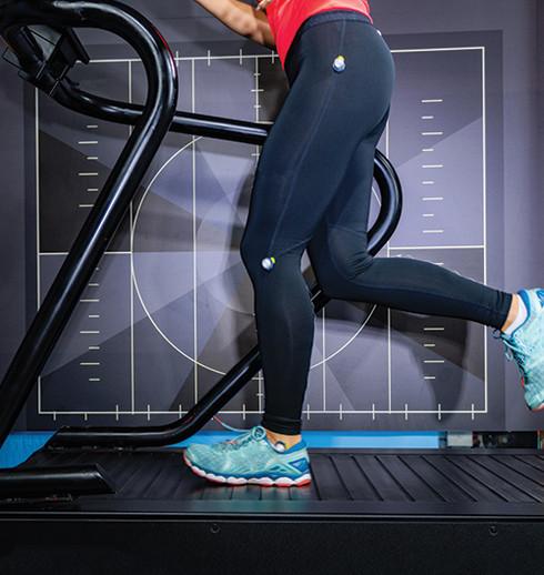Running and Walking Gait Analysis