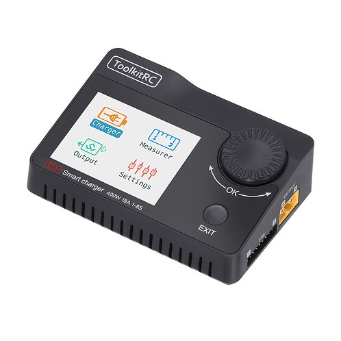 ToolkitRC M8S 400W 18A Charger