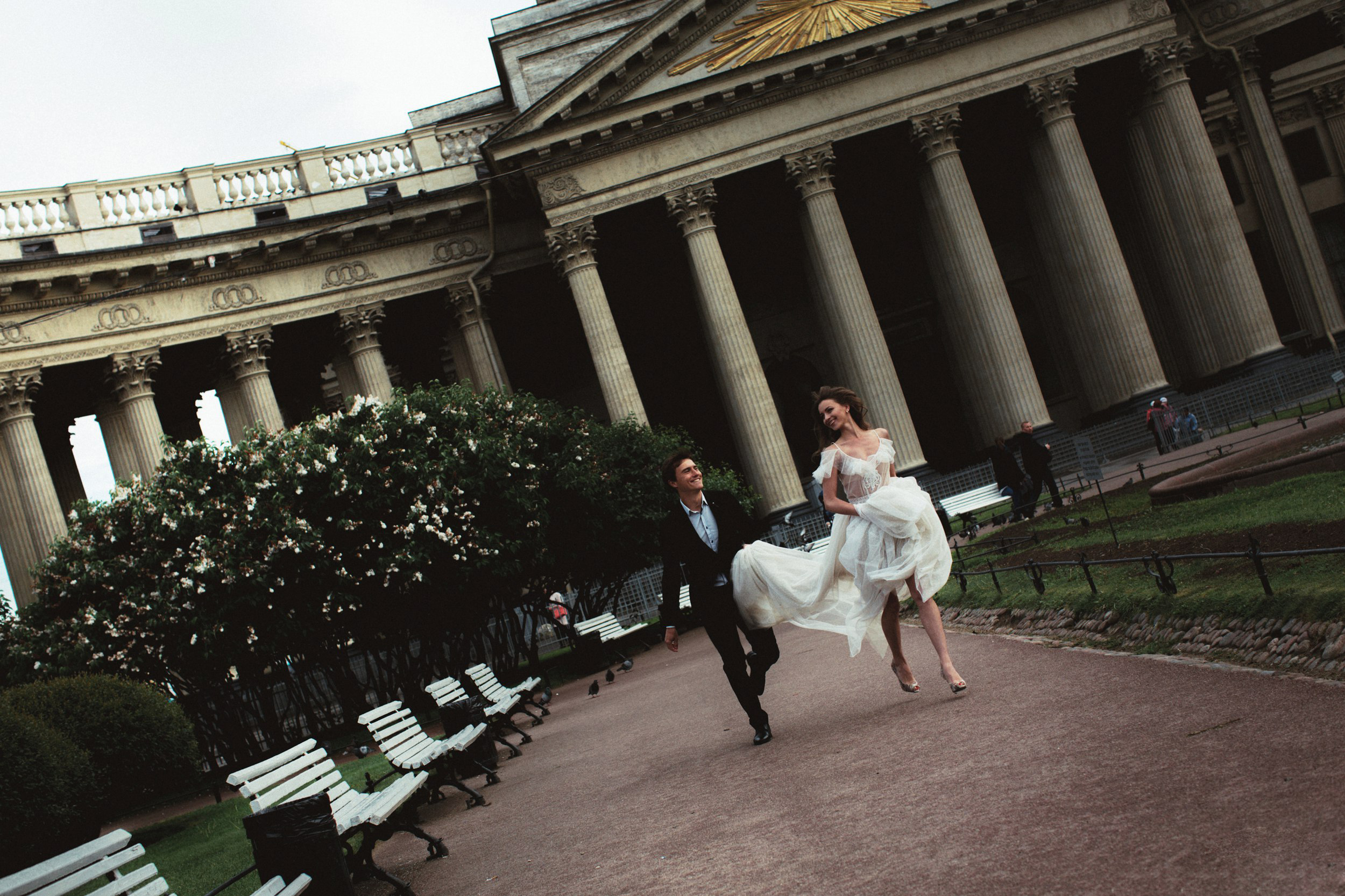 Свадебный фотограф в Санкт-Петербурге.