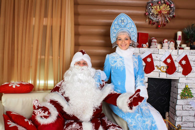 Дед Мороз в Кургане. Заказать_ 8(912)835-04-60