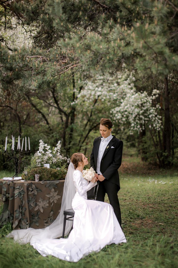 Свадьба весной Тюмень