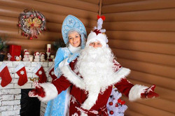 Заказ деда мороза в Санкт-Петербурге