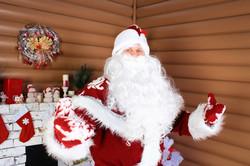 Заказать Деда Мороза на дом в кургане 89128350460