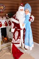 Дед Мороз в Кургане. Заказать_ 8(912)835