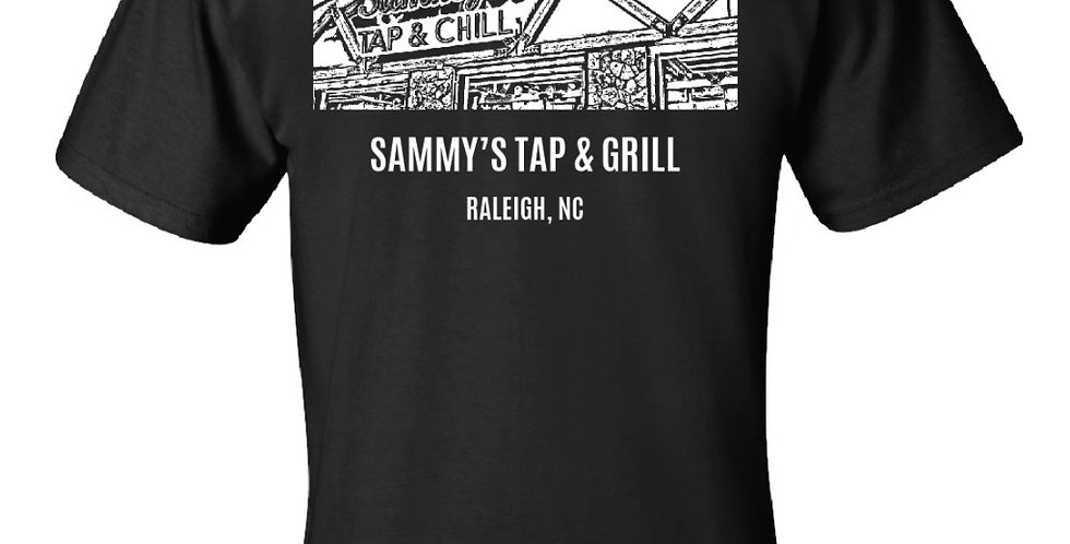 "Black ""Tap & Chill"" T-Shirt"