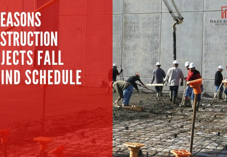 10 reasons construction project falls behind Schedule