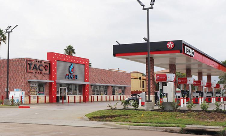 Flash Gas Station
