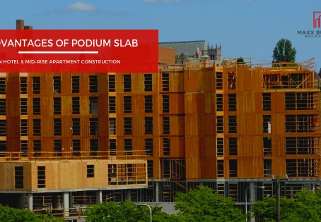 7 Advantages of Podium Slab in Hotels & Multi-family Construction