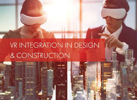 VR integration in construction industry
