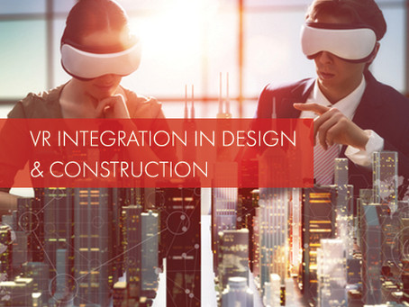VR integration in construction industry