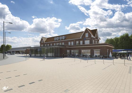 Bahnhof Nordhorn
