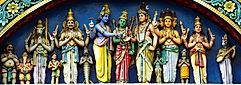 Dieux et déesses hindous
