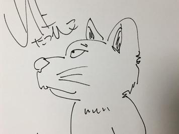 『がきデカ』と『大阪弁の犬』