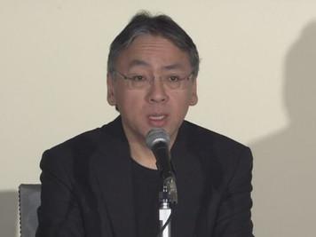 ノーベル文学賞にカズオ・イシグロ氏