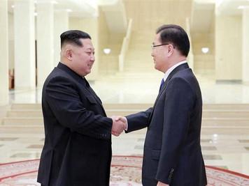 南北首脳会談、4月開催で合意
