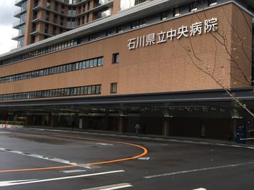 新県立中央病院内覧会